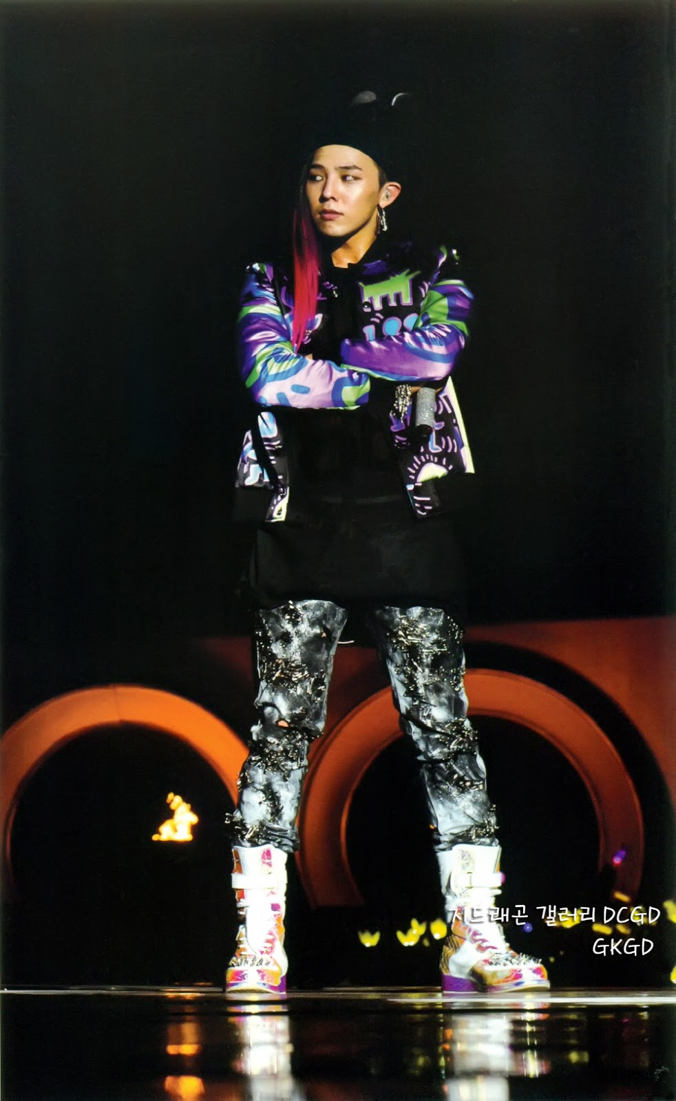 Pix For > G Dragon Fantastic Baby Live